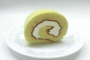 金時いものアイスロールケーキ